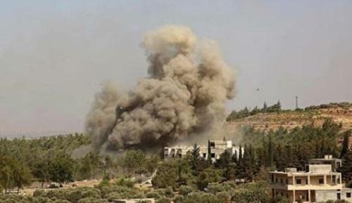 Tình hình chiến sự Syria mới nhất ngày 28/11: IS dùng máy bay chiến đấu tấn công dữ dội quân đội Syria - Ảnh 2