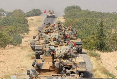 """Tình hình chiến sự Syria mới nhất ngày 29/11: """"Tín hiệu xấu"""" ở Đông Bắc Syria? - Ảnh 1"""