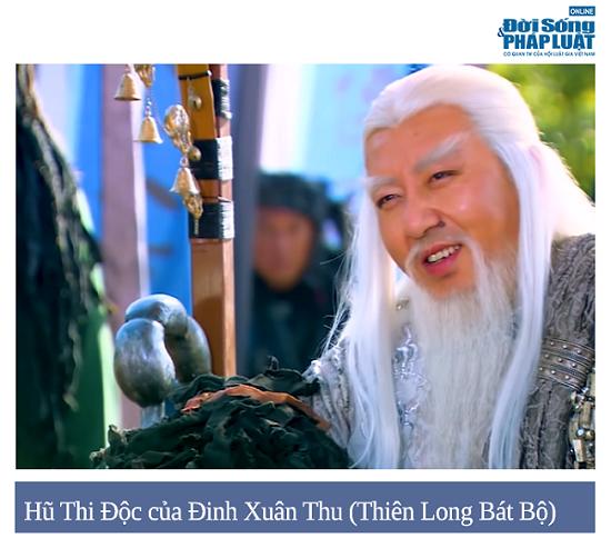 Kiếm hiệp Kim Dung: Những loại độc lợi hại là nỗi ám ảnh của các nhân sĩ giang hồ - Ảnh 1