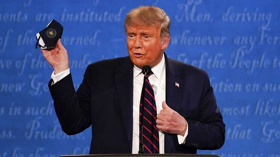Ông Trump: Mỹ ứng phó với COVID-19 tốt hơn phần còn lại của thế giới - Ảnh 1