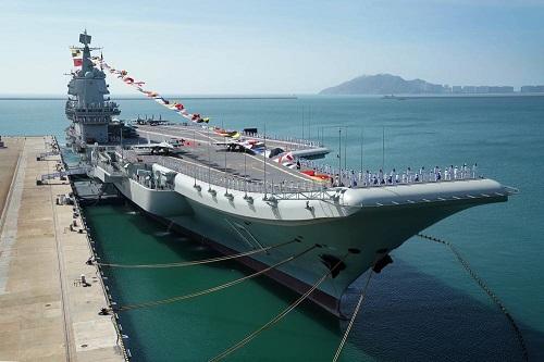"""Tàu sân bay Sơn Đông - """"hàng nội địa"""" đầu tiên của Trung Quốc có gì đặc biệt? - Ảnh 1"""