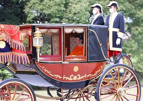 Hoàng gia Nhật Bản công bố người thừa kế ngai vàng - Ảnh 1