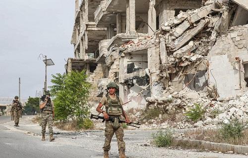 Tình hình chiến sự Syria mới nhất ngày 9/11: Nga - Syria phối hợp không kích cứ địa HTS ở Idlib - Ảnh 3