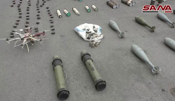 Tình hình chiến sự Syria mới nhất ngày 14/12: Nga dội bom vào thành trì phiến quân ở Latakia - Ảnh 2