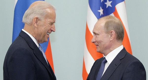 Tổng thống Putin gửi điện mừng, khẳng định sẵn sàng hợp tác với chính quyền ông Biden - Ảnh 1