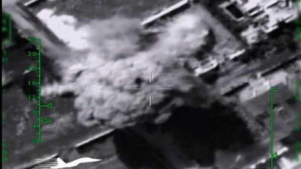 Tình hình chiến sự Syria mới nhất ngày 18/12: Quân đội Nga dội bom xuống Sa mạc Trắng - Ảnh 1