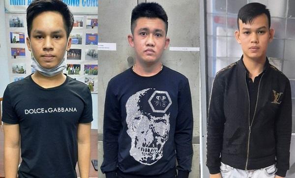 Đà Nằng: Bắt nhóm thanh niên lừa đảo bằng cách nhắn tin trúng thưởng iPhone - Ảnh 1