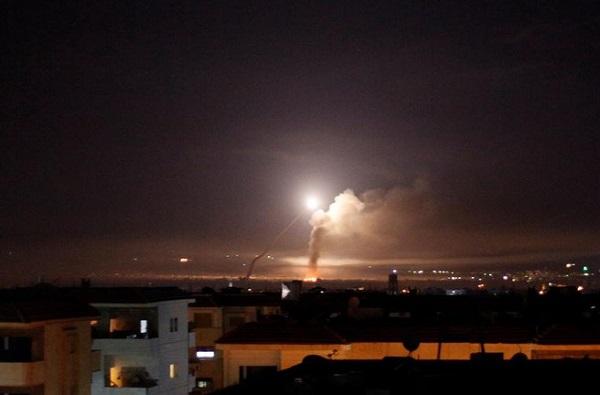 Tình hình chiến sự Syria mới nhất ngày 25/12: Loạt tên lửa Israel bị Syria bắn hạ vào đêm Giáng sinh - Ảnh 1