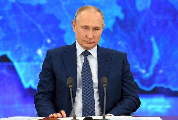 Ông Putin được tín nhiệm cao, Hạ viện Nga mở đường tái tranh cử - Ảnh 1