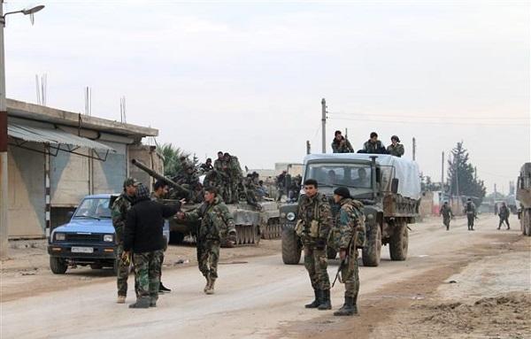 Tình hình chiến sự Syria mới nhất ngày 27/12/2020: Quân đội Syria bị quân thánh chiến tấn công dữ dội - Ảnh 1