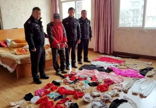 Người đàn ông bị vợ bỏ vì sở thích trộm đồ lót phụ nữ về mặc đi ngủ - Ảnh 1
