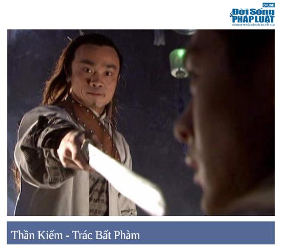 Kiếm hiệp Kim Dung: Những người xưng danh bá đạo nhưng võ công tầm thường, có cả ông ngoại Lâm Bình Chi - Ảnh 4