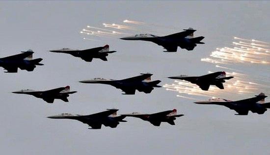 Tình hình chiến sự Syria mới nhất ngày 5/12: Nga-Syria dồn dập oanh kích 30 đợt vào khủng bố IS - Ảnh 1