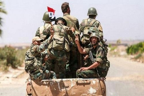 Tình hình chiến sự Syria mới nhất ngày 8/12: UAV tàng hình bay qua căn cứ quân sự mà Mỹ không hay biết - Ảnh 2