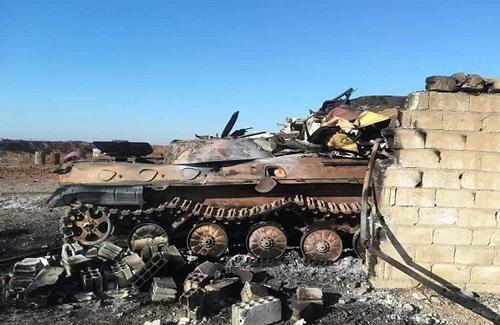 Tình hình chiến sự Syria ngày 9/12: Thổ Nhĩ Kỳ cùng đồng minh nã pháo dữ dội vào quân đội Syria - Ảnh 1