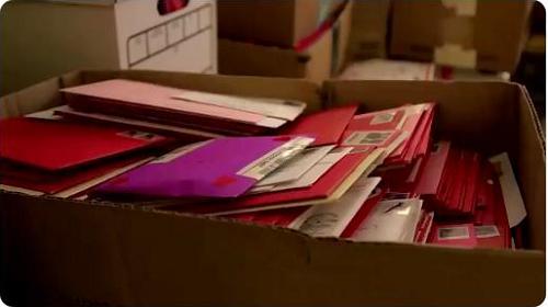 """Cựu binh Mỹ 104 tuổi đón ngày Valentine với 70.000 bức """"thư tình"""" - Ảnh 1"""