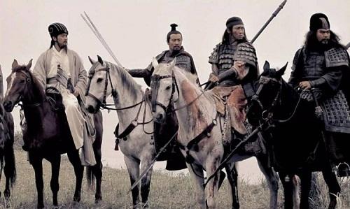 Tam Quốc: Dù không phải đối thủ nhưng vì sao Lưu Bị vẫn khiến Tào Tháo phải kiêng nể? - Ảnh 2