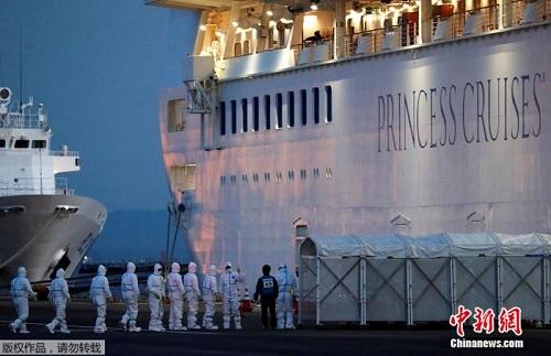 Nhật Bản: Hoàn tất quá trình kiểm tra hành khách trên du thuyền bị cách ly vì Covid-19 - Ảnh 1