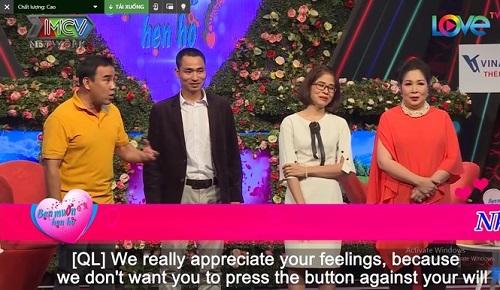 Nữ thạc sĩ khiến Mc Quyền Linh bức xúc khi không nghiêm túc trong chương trình Bạn muốn hẹn hò - Ảnh 3