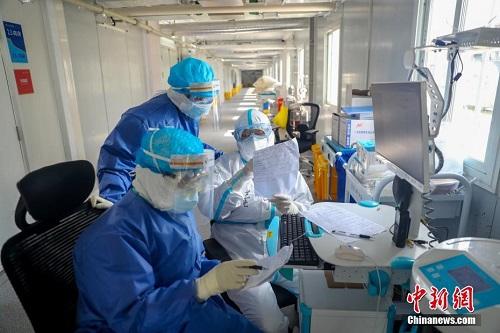 Mục sở thị bên trong bệnh viện chống dịch Covid-19 Hỏa Thần Sơn ở Vũ Hán - Ảnh 5