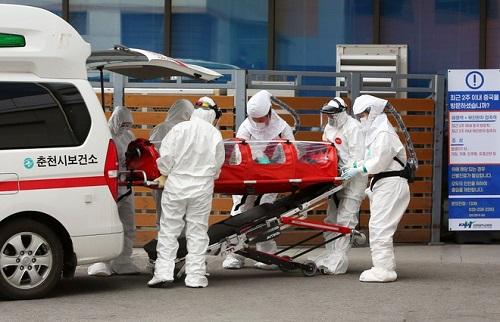 Tình hình dịch virus corona ngày 25/2: Số ca tử vong tiếp tục tăng tại Hàn Quốc, Ý, Iran - Ảnh 1