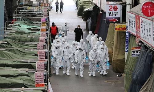 Tình hình dịch virus corona ngày 26/2: Tổng số ca nhiễm đã vượt 80.000 người, dịch bệnh tiếp tục lây lay sang nhiều nước. - Ảnh 2