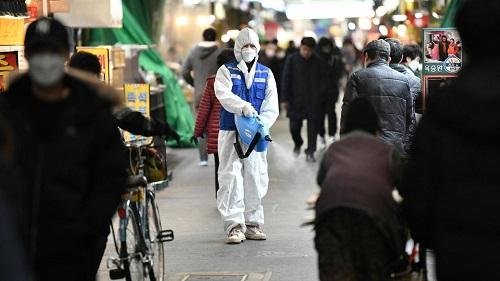 Hàn Quốc: Thêm 1 trường hợp tử vong tại Daegu - Ảnh 1
