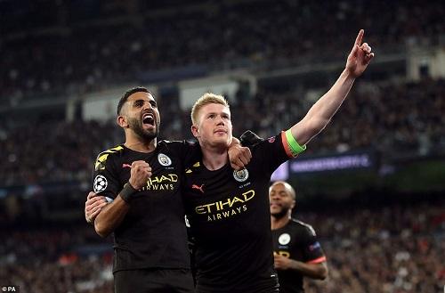 Dư âm trận Man City 2-1 Real: Ý tưởng quái đản của một thiên tài - Ảnh 2