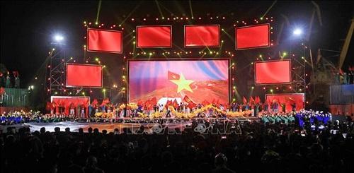 Cầu truyền hình trực tiếp Chương trình 'Ánh sáng niềm tin' kỷ niệm 90 năm Ngày thành lập Đảng  - Ảnh 7