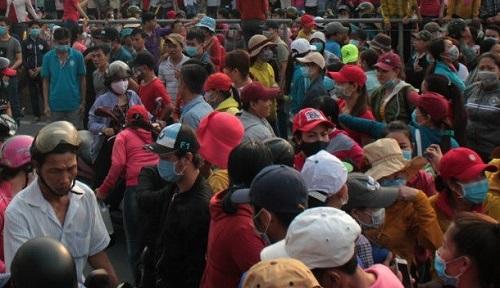 Đồng Nai: Khoảng 1.000 lao động Trung Quốc quay lại làm việc sau kỳ nghỉ Tết - Ảnh 1