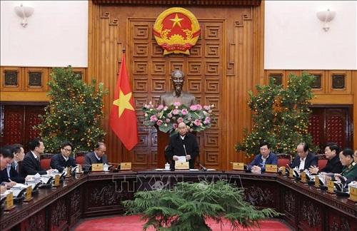 Thủ tướng: Triển khai ngay các giải pháp giảm thiểu tác động của dịch bệnh đối với nền kinh tế - Ảnh 2
