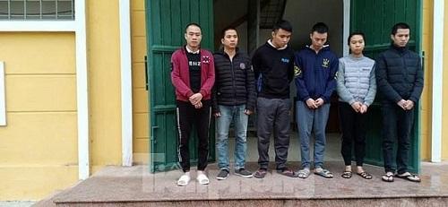 Nam Định: Triệt phá đường dây đánh bạc 7 tỷ đồng qua mạng do đối tượng 9x cầm đầu - Ảnh 1