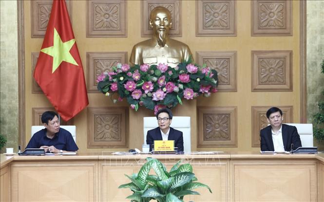 Tiếp tục kiểm soát chặt chẽ người nhập cảnh vào Việt Nam - Ảnh 1