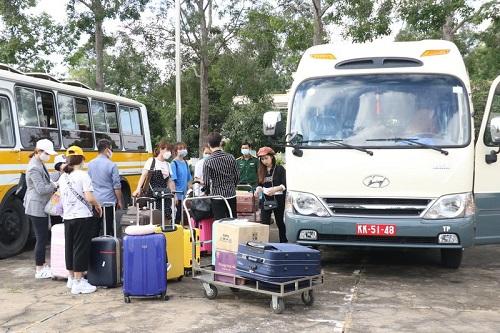 Cần Thơ: 249 người trở về từ vùng dịch hoàn thành cách ly - Ảnh 1