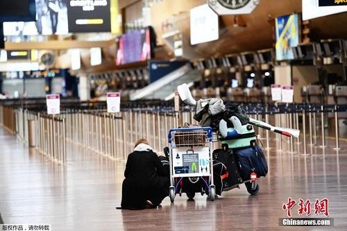 Nhiều sân bay trên khắp thế giới lún sâu trong cảnh tiêu điều vì đại dịch Covid-19 - Ảnh 1