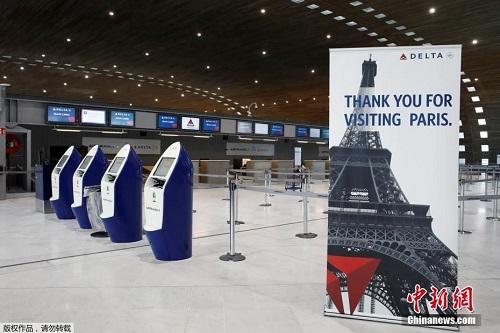 Nhiều sân bay trên khắp thế giới lún sâu trong cảnh tiêu điều vì đại dịch Covid-19 - Ảnh 3