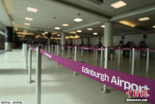 Nhiều sân bay trên khắp thế giới lún sâu trong cảnh tiêu điều vì đại dịch Covid-19 - Ảnh 6