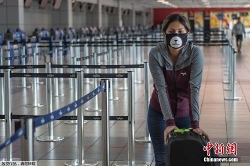 Nhiều sân bay trên khắp thế giới lún sâu trong cảnh tiêu điều vì đại dịch Covid-19 - Ảnh 7