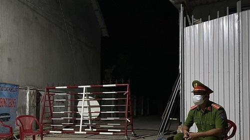 Ninh Thuận: Cách ly khu vực nơi bệnh nhân thứ 61 cư trú - Ảnh 1
