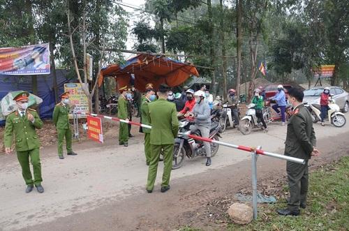 Dự kiến gỡ bỏ lệnh phong tỏa xã Sơn Lôn, huyện Bình Xuyên, tỉnh Vĩnh Phúc từ 0h ngày 4/3 - Ảnh 1