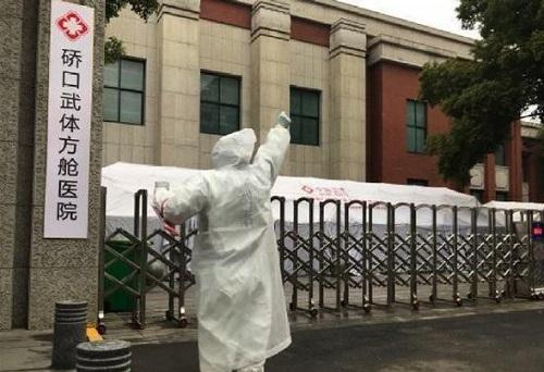 Tình hình dịch virus corona ngày 2/3: Bệnh viện dã chiến đầu tiên ở Vũ Hán đóng cửa - Ảnh 1
