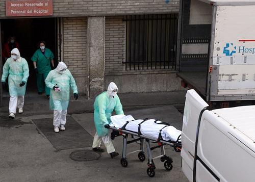 Tình hình dịch virus corona ngày 29/3: Thế giới ghi nhận gần 50.000 ca nhiễm mới trong ngày - Ảnh 1