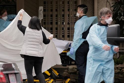 Tình hình dịch virus corona ngày 30/3:  55.500 ca nhiễm mới, hơn 3.000  chết vì Covid-19 - Ảnh 1