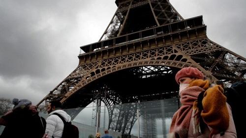 Số ca nhiễm Covid-19 tại Pháp vượt mốc 40.000 - Ảnh 1