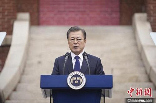 Tổng thống Hàn Quốc tuyên bố trợ cấp thảm họa cho các hộ gia đình có thu nhập thấp - Ảnh 1