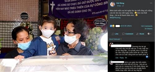Vợ chồng Trấn Thành, Quang Trung, Trúc Nhân đến viếng Mai Phương lúc khuya - Ảnh 2