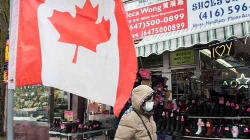 Canada xuất hiện trường hợp lây nhiễm Covid-19 trong cộng đồng đầu tiên - Ảnh 1