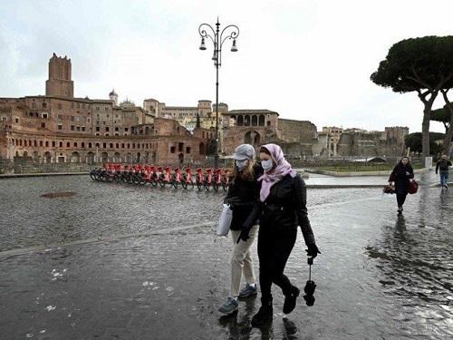 Dịch Covid-19 ở Ý: Số người chết tăng 57% trong 1 ngày, tỷ lệ tử vong cao nhất thế giới - Ảnh 1