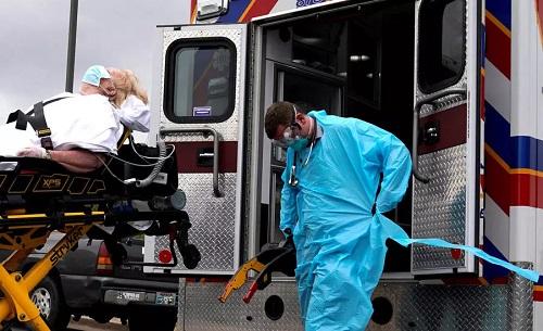 Tình hình dịch virus corona ngày 12/4: Mỹ trở thành nước có số ca tử vong nhiều nhất thế giới  - Ảnh 1