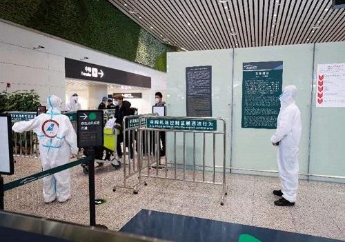 Số ca nhiễm tăng trở lại, Trung Quốc thắt chặt các biện pháp ngăn lây nhiễm ngược từ nước ngoài - Ảnh 1